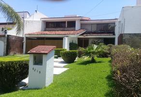 Foto de casa en venta en moctezuma , jardines del sol, zapopan, jalisco, 15806943 No. 01