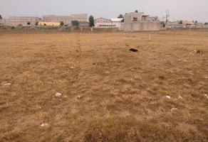 Foto de terreno habitacional en venta en moctezuma , san angelin, toluca, méxico, 18035749 No. 01