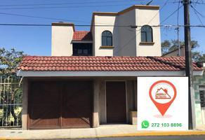 Foto de casa en venta en moctezuma sm, agrícola moctezuma, orizaba, veracruz de ignacio de la llave, 0 No. 01
