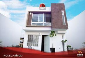 Foto de casa en venta en mod. rivoli al sur de la ciudad , san josé el alto, león, guanajuato, 19097454 No. 01