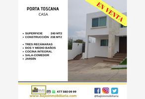 Foto de casa en venta en moderna casa en venta con vista a la presa acabados de lujo!, la toscana, león, guanajuato, 5735732 No. 01