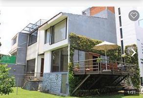 Foto de casa en venta en mojarros , san bartolo ameyalco, álvaro obregón, df / cdmx, 19966942 No. 01