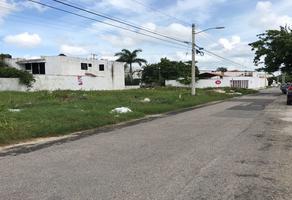 Foto de terreno comercial en renta en  , monte alban, mérida, yucatán, 14106040 No. 01