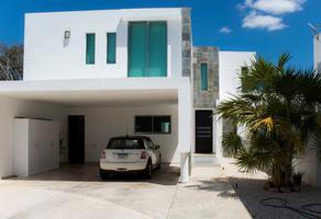 Foto de casa en venta en  , monte alban, mérida, yucatán, 14482179 No. 01