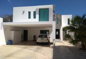 Foto de casa en venta en  , monte alban, mérida, yucatán, 18154353 No. 01
