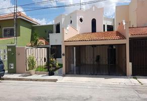Foto de casa en venta en  , monte alban, mérida, yucatán, 18391311 No. 01