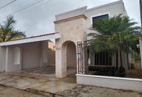 Foto de casa en venta en  , monte alban, mérida, yucatán, 19261255 No. 01