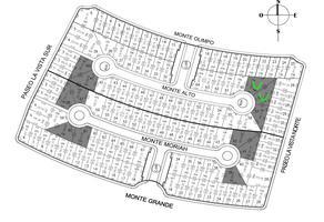 Foto de terreno habitacional en venta en monte moriah , club de golf la loma, san luis potosí, san luis potosí, 8385175 No. 01