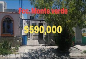Foto de casa en venta en  , monte verde, juárez, nuevo león, 16138703 No. 01