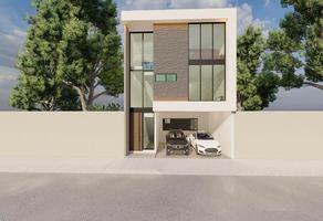 Foto de casa en venta en monte vesubio rd. , paraíso residencial, monterrey, nuevo león, 20850599 No. 01