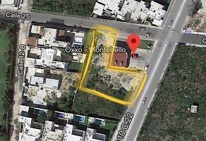 Foto de terreno habitacional en renta en  , montebello, mérida, yucatán, 13449066 No. 01