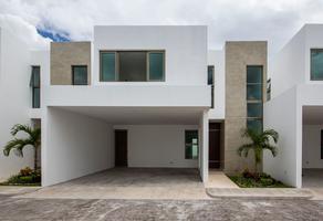 Foto de casa en venta en  , montebello, mérida, yucatán, 14988755 No. 01