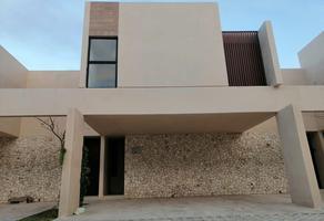 Foto de casa en venta en  , montebello, mérida, yucatán, 15095772 No. 01