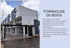 Foto de casa en renta en  , montebello, mérida, yucatán, 15401278 No. 01