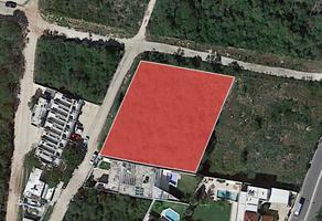 Foto de terreno habitacional en venta en  , montebello, mérida, yucatán, 16388976 No. 01
