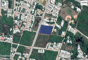Foto de terreno habitacional en venta en  , montebello, mérida, yucatán, 17824735 No. 01