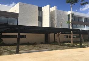 Foto de departamento en renta en  , montebello, mérida, yucatán, 18731342 No. 01
