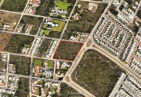Foto de terreno comercial en venta en montebello , montebello, mérida, yucatán, 10826341 No. 01