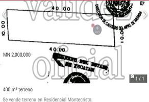 Foto de terreno habitacional en venta en  , montecristo, mérida, yucatán, 16302103 No. 01