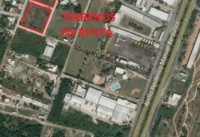 Foto de terreno habitacional en renta en  , montejo, mérida, yucatán, 12643721 No. 01