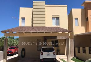 Foto de casa en renta en  , monterosa residencial, hermosillo, sonora, 14649617 No. 01