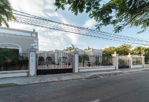 Foto de casa en venta en  , monterreal, mérida, yucatán, 14346304 No. 01