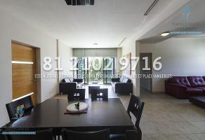 Foto de departamento en renta en  , monterrey centro, monterrey, nuevo león, 15935097 No. 01