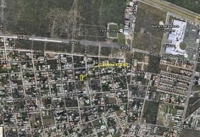 Foto de terreno habitacional en venta en  , montes de ame, mérida, yucatán, 11771103 No. 01