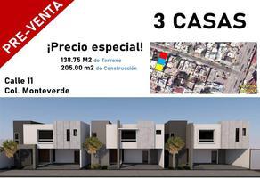 Foto de casa en venta en  , monteverde, ciudad madero, tamaulipas, 0 No. 01