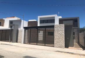 Foto de casa en venta en  , montevideo, mérida, yucatán, 14026263 No. 01