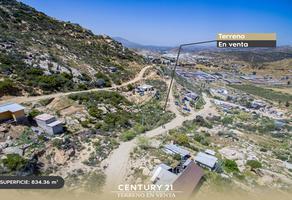Foto de terreno habitacional en venta en montisan s/n , san pablo, tecate, baja california, 0 No. 01