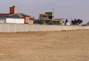 Foto de terreno comercial en venta en morelia , san lorenzo tepaltitlán centro, toluca, méxico, 15181399 No. 01