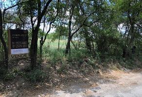 Foto de terreno habitacional en renta en morelos , agua fría, apodaca, nuevo león, 17786102 No. 01