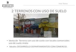 Foto de terreno comercial en venta en  , morelos, cuauhtémoc, df / cdmx, 0 No. 01