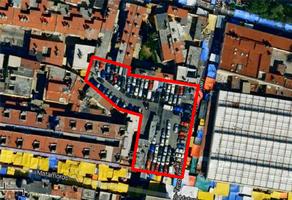 Foto de terreno habitacional en venta en  , morelos, cuauhtémoc, df / cdmx, 18394701 No. 01