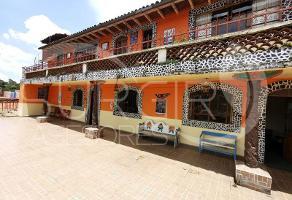 Foto de edificio en venta en  , morelos, pátzcuaro, michoacán de ocampo, 8989285 No. 01