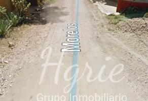 Foto de terreno habitacional en venta en morelos , san pablo etla, san pablo etla, oaxaca, 14264606 No. 01