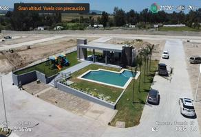 Foto de terreno habitacional en venta en morelos , valle imperial, zapopan, jalisco, 0 No. 01