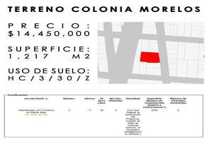 Foto de terreno habitacional en venta en  , morelos, venustiano carranza, df / cdmx, 8976979 No. 01