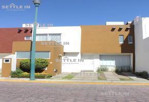Foto de casa en renta en  , morillotla, san andrés cholula, puebla, 14269242 No. 01