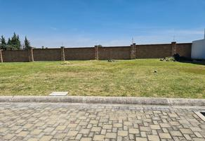 Foto de terreno habitacional en venta en  , morillotla, san andrés cholula, puebla, 0 No. 01