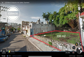 Foto de terreno habitacional en venta en morro , magallanes, acapulco de juárez, guerrero, 18847930 No. 01
