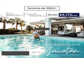 Foto de terreno habitacional en venta en motul-telchac puerto, telchac pueblo , dzidzilché, mérida, yucatán, 0 No. 01