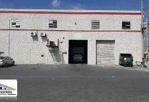 Foto de nave industrial en renta en movimiento obrero , los treviño, santa catarina, nuevo león, 16285727 No. 01