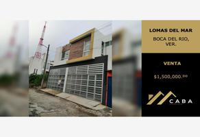 Foto de casa en venta en mujica , lomas del mar, boca del río, veracruz de ignacio de la llave, 0 No. 01