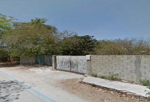 Foto de terreno habitacional en venta en  , mulchechen, kanasín, yucatán, 18225076 No. 01