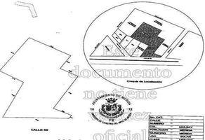 Foto de terreno habitacional en venta en  , mulsay, mérida, yucatán, 17018657 No. 01