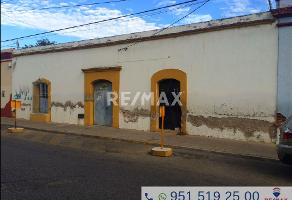 Foto de terreno comercial en venta en murguia , palacio de gobierno del estado de oaxaca, oaxaca de juárez, oaxaca, 5966069 No. 01