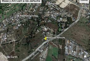 Foto de terreno habitacional en venta en musa , los valdez, saltillo, coahuila de zaragoza, 12812544 No. 01