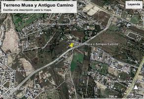 Foto de terreno habitacional en venta en musa , los valdez, saltillo, coahuila de zaragoza, 17845711 No. 01